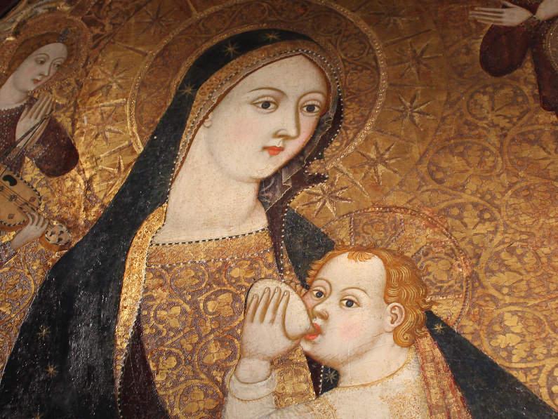 Virgen de la Humildad
