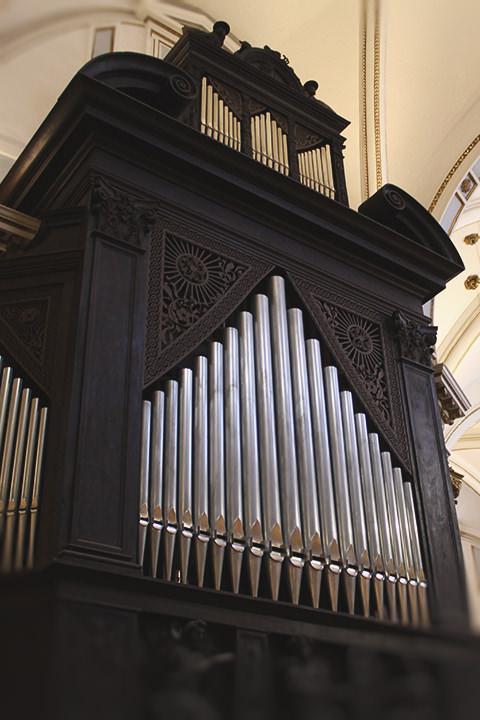 El Órgano de la Catedral de Valencia.