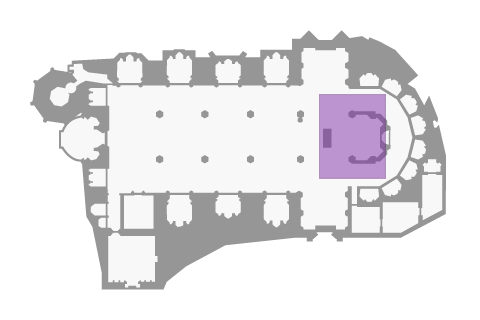 Mapa - Capilla Mayor