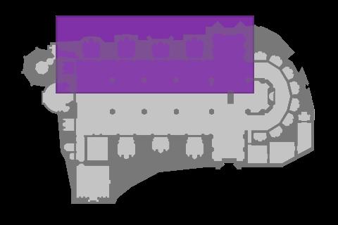 Mapa - Nave Lateral Izquierda