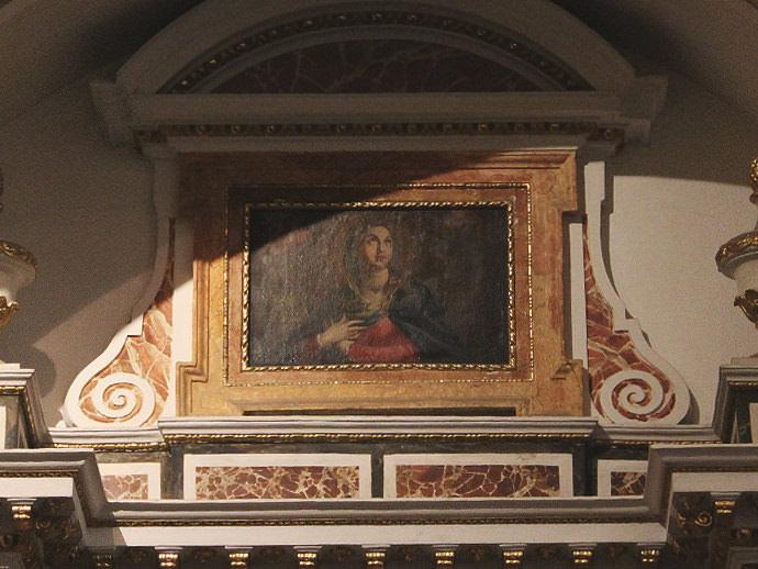 Asunción de la Virgen.