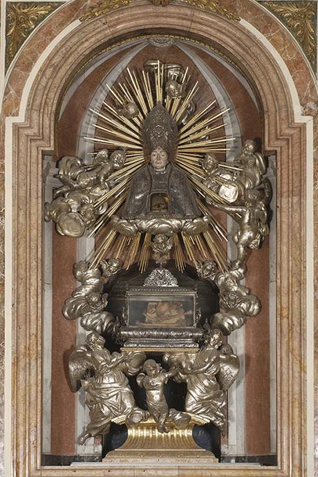 Santo Tomás de Villanueva.