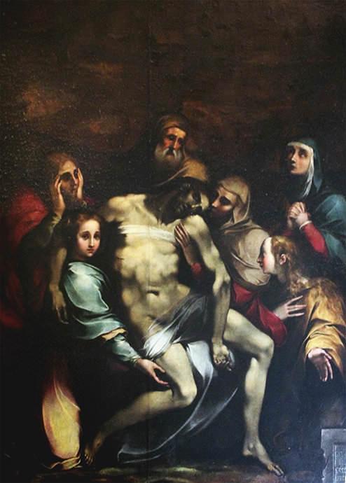 Descendimiento de Cristo