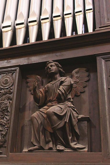 """Con motivo de la renovación del órgano mayor en 2015, se llevó a cabo el """"I Festival Internacional de Órgano de la Catedral de Valencia""""."""