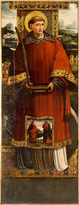San Vicente Mártir.