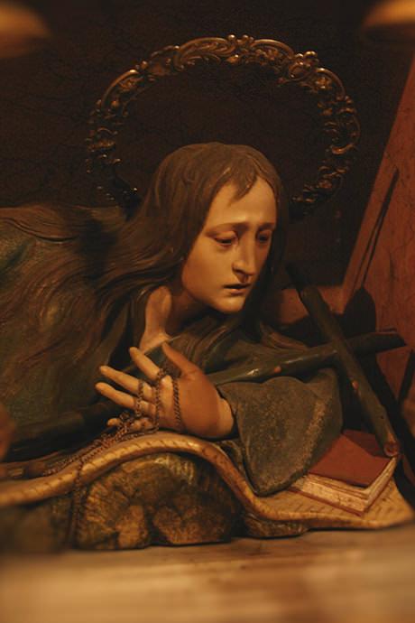 Santa María Magdalena.