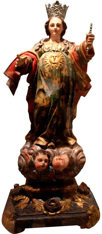 Virgen de la Esperanza.