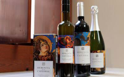 """Vino, aceite y cava """"Herencia de la Catedral"""""""
