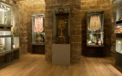 Colección textil histórica de la Catedral de Valencia