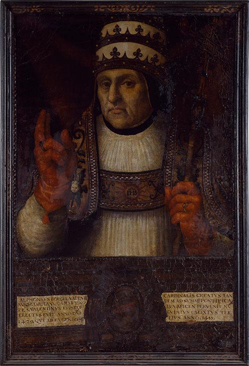 Alfonso de Borja, Papa Calixto III.