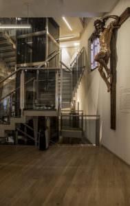 """El """"Mal ladrón"""" en el Museo Catedral de Valencia."""