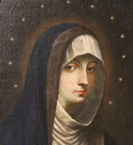 Virgen de las tocas