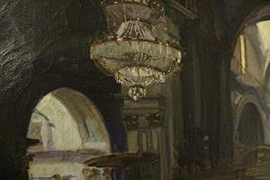 La Catedral en 1900 Detalle - MCV